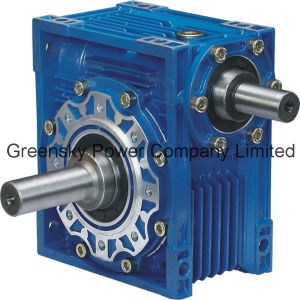 Nmv Worm Gearbox or Speed Reducer pictures & photos