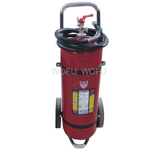 100lbs ABC Trolley Fire Extinguisher pictures & photos