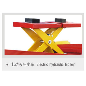 Hydraulic Car Lift/Four Post Car Lift/Two Post Lift/Auto Lift/Post Lift/Vehicle Lift/Lifting Equipment pictures & photos