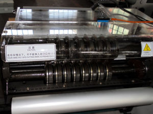 Dk-320 Paper Label Slitting Rewinding Machine pictures & photos