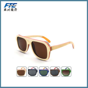 Wholsale Wooden Sunglasses Custom Sunglasses pictures & photos