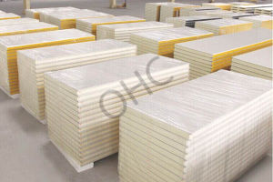 Freezer Cold Storage/Cool Storage Room Polyurethane/PU Sandwich Panel pictures & photos
