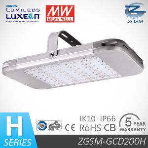 IP66 SAA Certificated LED High/ Low Bay Light Fixture with Philips LED Chips pictures & photos