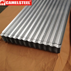 Zinc Corrugated Roofing Profile Sheet pictures & photos