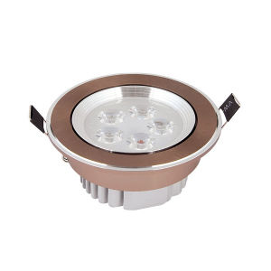 High Power 5W LED Round Ceiling Downlight