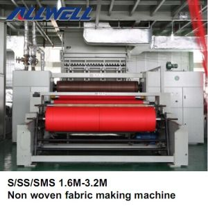 Polyester Non Woven Fabric Production Line pictures & photos