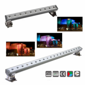 20X2w 3in1 RGB IP65 High Power LED Wall Washer Light pictures & photos