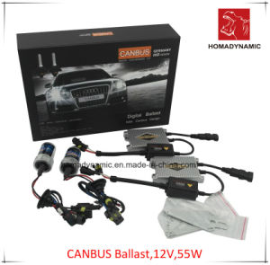 12V 55W Slim Ballast HID Xenon Kit with 2 Years Warranty, High Quality HID Xenon Kit 1090 pictures & photos