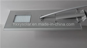 80W LED Solar Energy Panel Street Motion Sensor Light pictures & photos