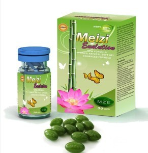 Herbal Meizi Evolution Slim Softgel Capsules, Detox and Reduce Weight pictures & photos