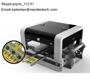 SMT Pick& Place Machine with Vision System Neoden 4 pictures & photos
