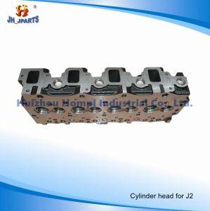 Engine Cylinder Head for KIA Ok65A10100 J2/J3 Jt B3 F8 pictures & photos