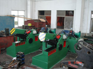 Metal Car Hydraulicl Shearing Cutting Machine pictures & photos