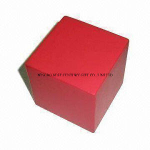 Hot Sale PU Cube Dice Stress Reliever