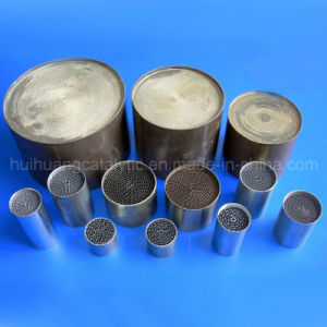 Metal Honeycomb Catalyst Substrate (Euro V emission standards) pictures & photos