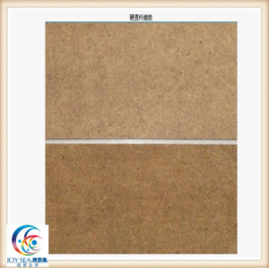 SGS Certificate Hardboard 1.2m*2.4m Thickness 5mm pictures & photos