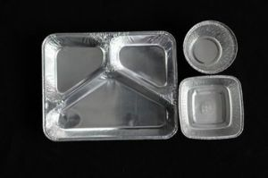 Aluminum Foil Disposable Lunch Container Mold pictures & photos