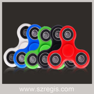 Amerian Top Selling Fidget Spinner Three-Leaf Fingertips Gyro Decompression Toys pictures & photos