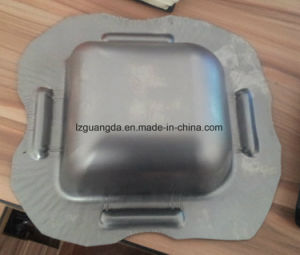 Custom Chinese Carbon Steel and Stainless Steel Hydraulic Pressing Parts