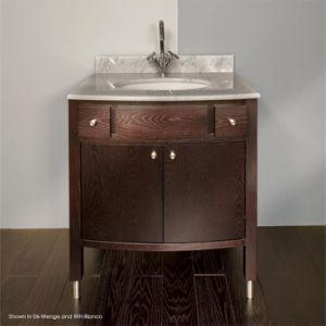 Customizable Solid Wood Vanity Sanitary Ware Bathroom Cabinet