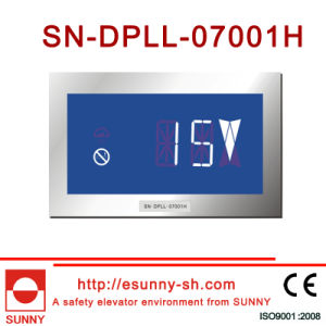 Horizontal 7 Segment Display for Elevator (CE, ISO9001) pictures & photos