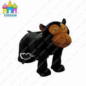 Stuffed Indoor Amusement Battery Motorized Animal Kids Zippy Riding Toy Car pictures & photos
