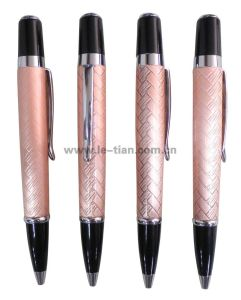 High Quality Gift Braided Metal Pen (LT-Y072) pictures & photos