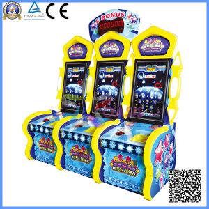 Ticket Redemption Game Machine (Meteor Shower) pictures & photos