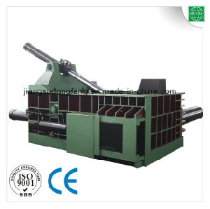 Copper Tube Diesel Engine Metal Baler Machine pictures & photos
