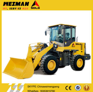 Sdlg 1.8 Ton China Made Wheel Loader LG918 with Lower Price pictures & photos