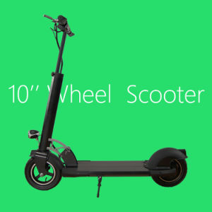 10′′ Foldable Electric Mini Portable Scooter for Adult pictures & photos