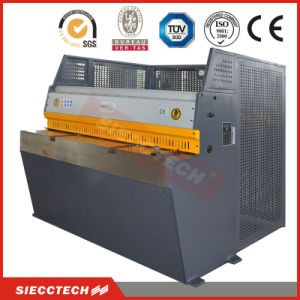 Electronic Mechanical Plate Cutting Machine pictures & photos