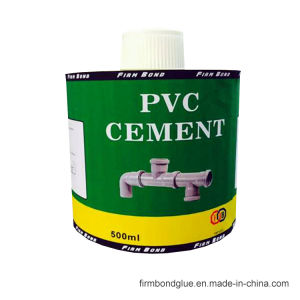 High Quality PVC Cement in China pictures & photos