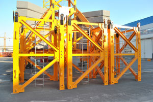 Standard Mast Section of Tower Crane Made in China pictures & photos
