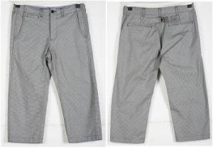 Cotton Men′s Leisure Short Pants (D11)