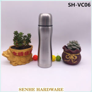 350ml New Design Double Wall Stainless Steel Vacuum Thermos Flask Office Water Bottles pictures & photos