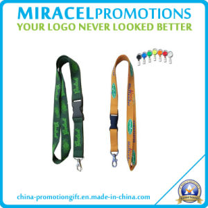 Custom Polyester Lanyard for Promotion (MF-001)