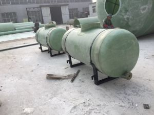 FRP GRP Rainwater and Storm Water Tanks pictures & photos