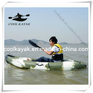 Small Single Plastic Canoe Kayak