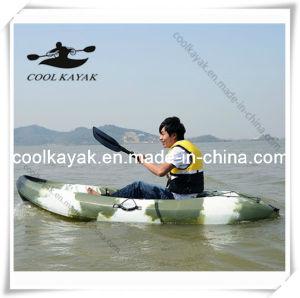 Small Single Plastic Canoe Kayak
