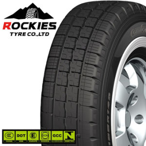 White Sidewall Passenger Car Radial Light Truck Tyre (185R14C)