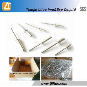 DIN7337 Al5056 Round Head Steel Aluminum Blind Rivet pictures & photos
