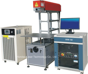 CO2 Laser Marking Machine for Non-Metal Products (DDB100)