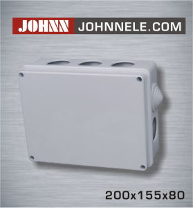 Weatherproof Junction Box Plastic Box PVC Enclosure pictures & photos