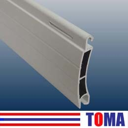 37mm Aluminum Double Layer Slat, Roller Shutter Slat pictures & photos