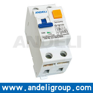 Electrical Switch RCCB Residual Current Circuit Breaker (DZL7N) pictures & photos