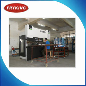 Single Tank Stainless Steel Electric Potato Chips Deep Fat Fryer pictures & photos