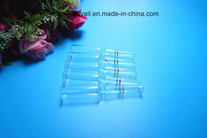 5ml Low Borosilicate Glass Ampoule with Customized Printings pictures & photos