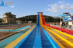 Fiberglass Rainbow Water Slide (WS-085) pictures & photos