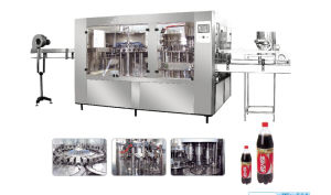 Soda Water/Carbonated Drink/Liquid Filling Machine